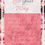 Bible Verses | Devotionals | Devotionals For Women | Bible Verses| Scriptures